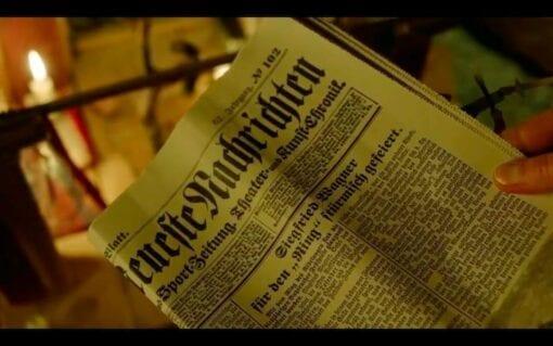 Zeitungs-Repros