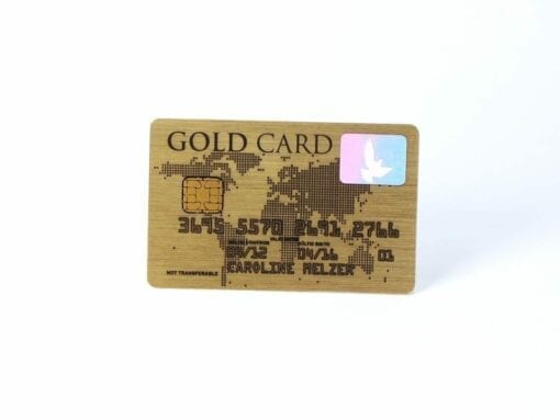 Bankkarten & Kreditkarten