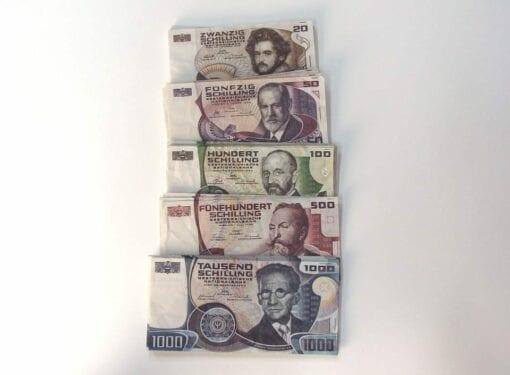 Wertpapiere historisch