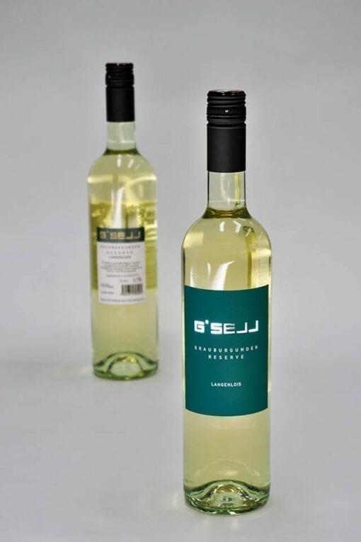 Weißwein Gsell Grauburgunder