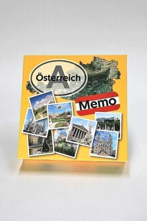 Österreich-Memo Box