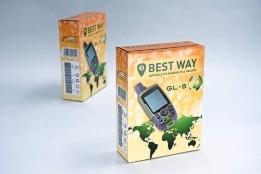 Fake GPS-Handheld
